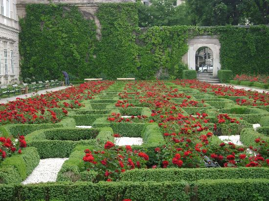 Mirabell Palace: World's Top Gardens