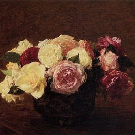 Henri Fantin-Latour: Roses as Art