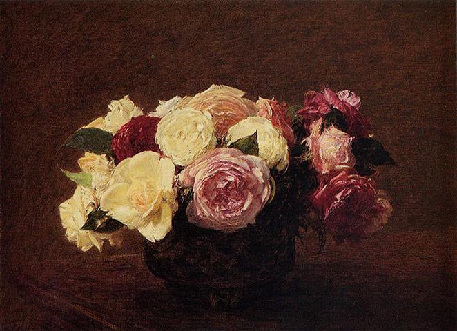 Henri Fantin-Latour: Roses as Art